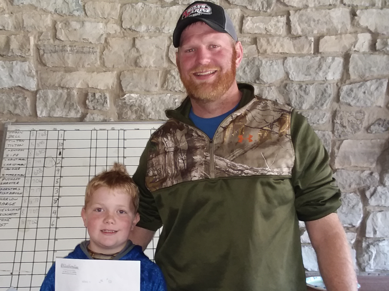 4th place Classic 2019 Grand Lake Crappie Series