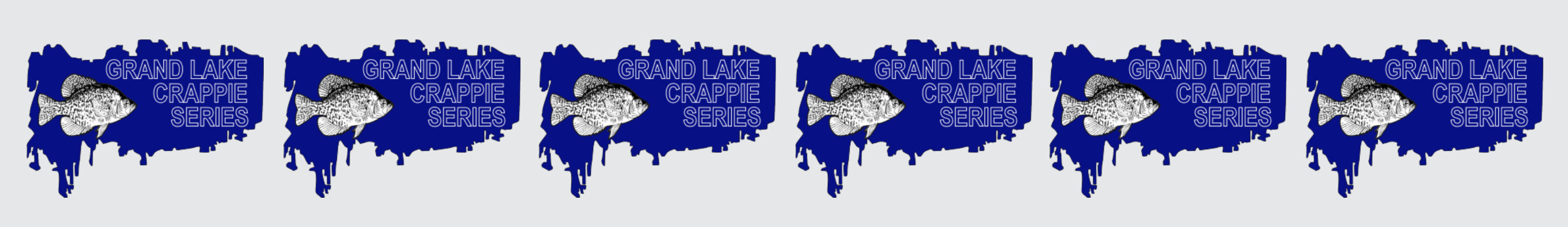 Grand Lake Crappie Series Logo